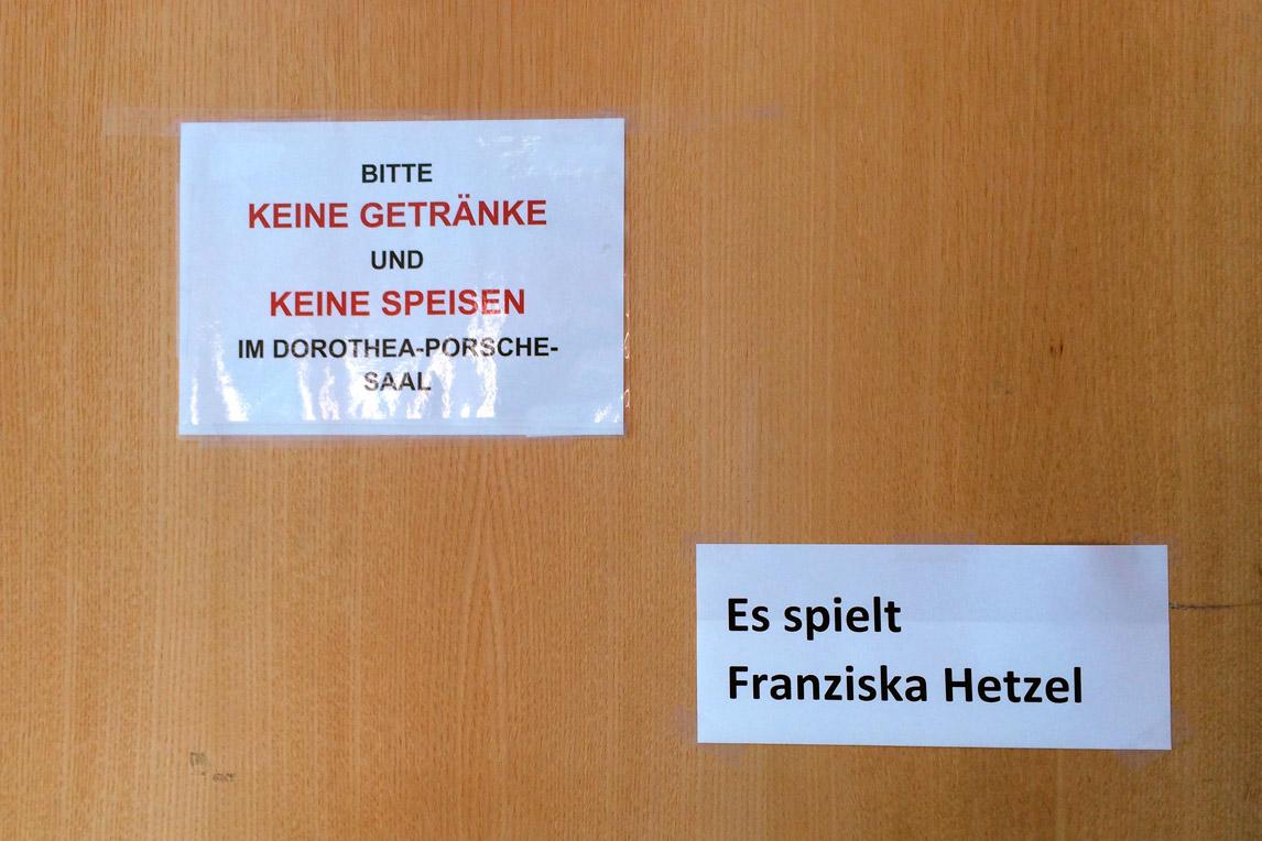 backstage | Plaisiranstalt | © Foto: Sven Kaschte