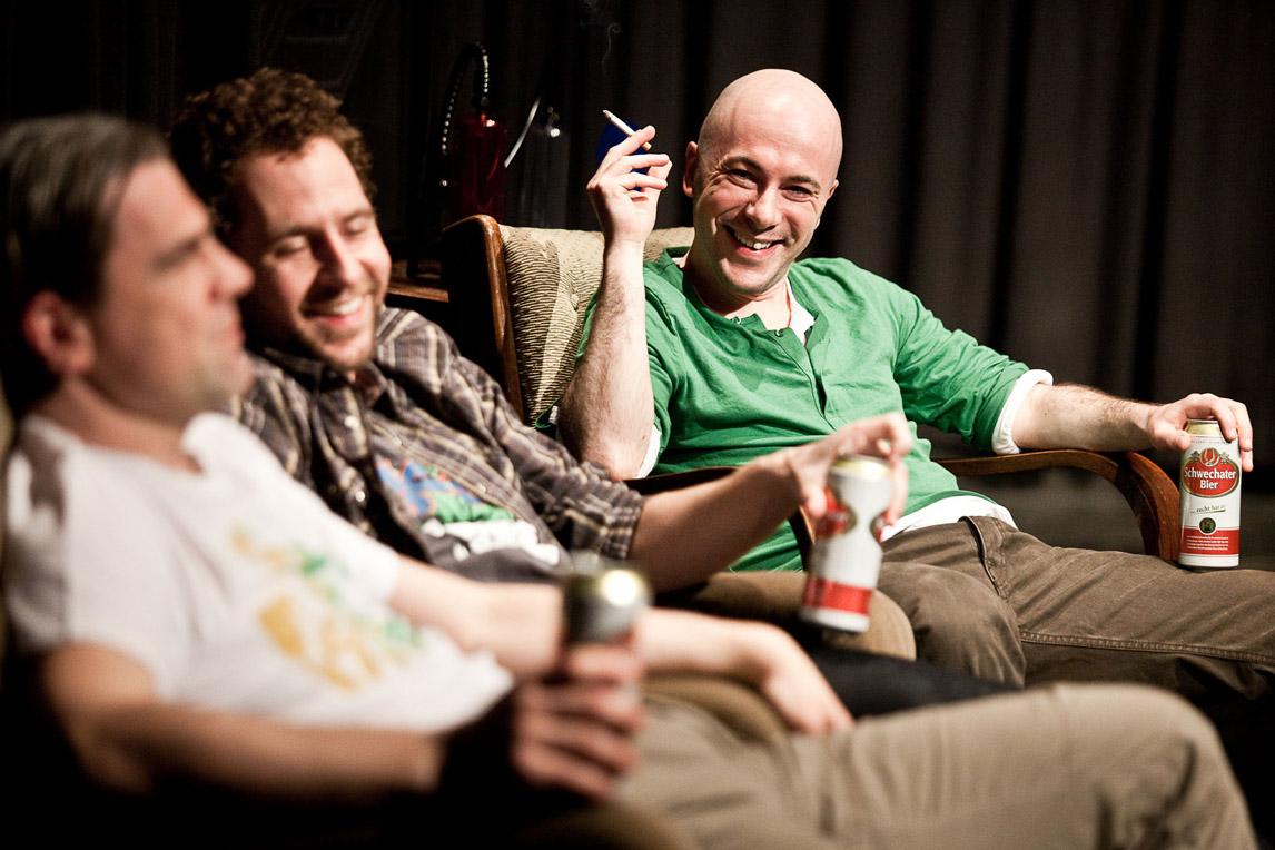 Christian Himmelbauer, Sven Kaschte,Raoul Biltgen | Phalli | Plaisiranstalt | © Foto: Anna Stöcher